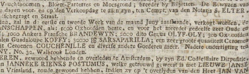 Amsterdamse courant 1793 61