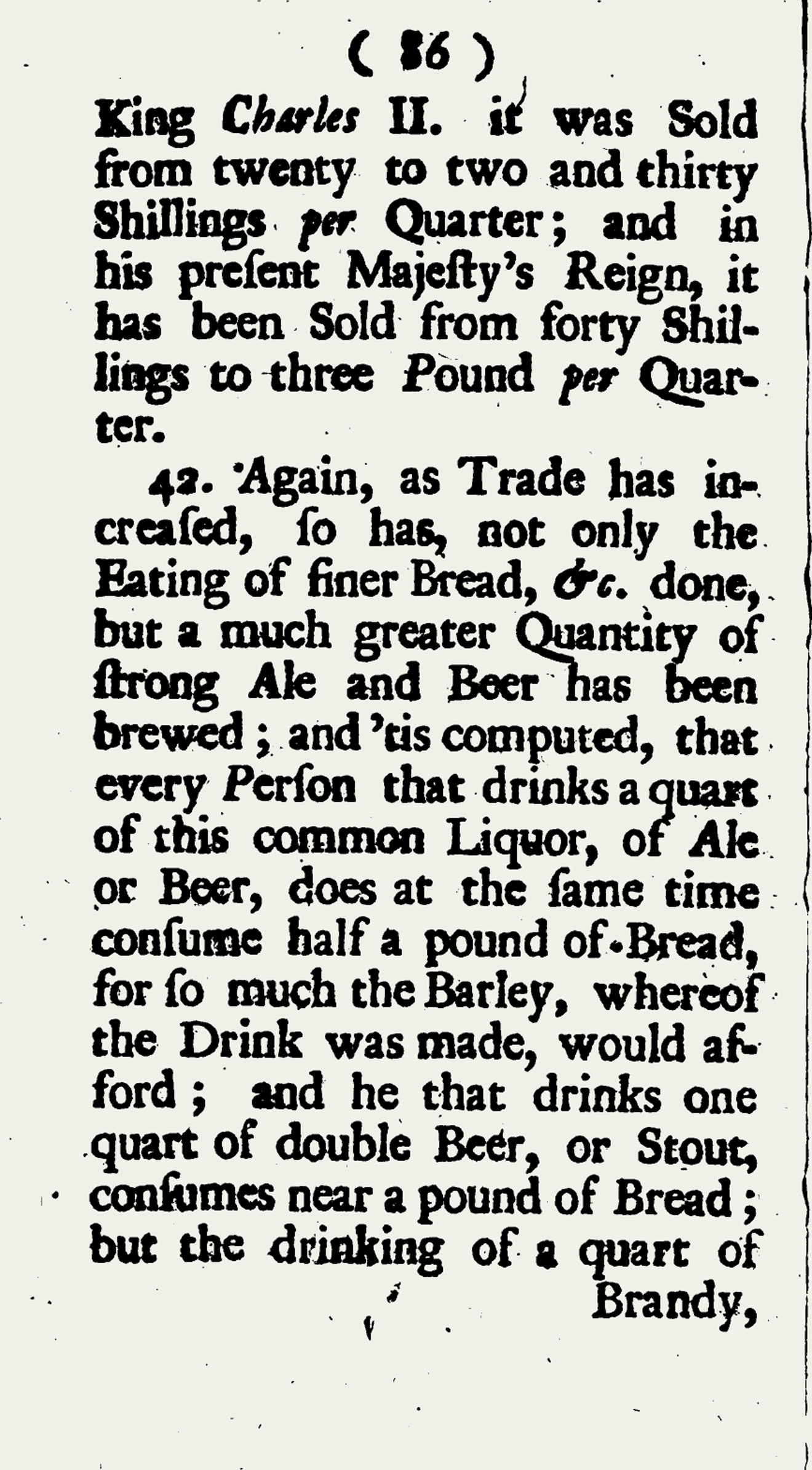 double beer or stout 1702