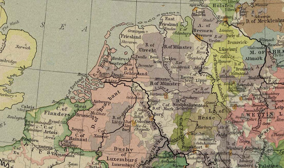 low countries 1477